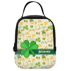 St. Patrick's Day Neoprene Lunch Tote (Personalized)