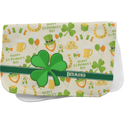 St. Patrick's Day Burp Cloth (Personalized)