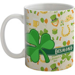 St. Patrick's Day Coffee Mug (Personalized)