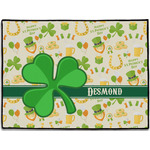St. Patrick's Day Door Mat (Personalized)