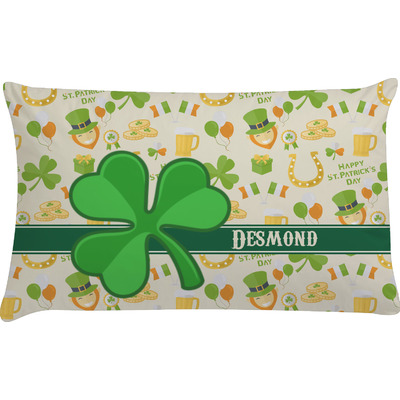 St. Patrick's Day Pillow Case (Personalized)