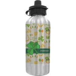 St. Patrick's Day Water Bottle (Personalized)