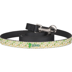 St. Patrick's Day Dog Leash (Personalized)