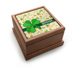 St. Patrick's Day Pet Urn (Personalized)