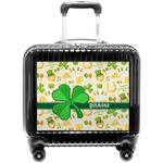 St. Patrick's Day Pilot / Flight Suitcase (Personalized)