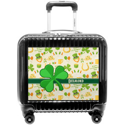 St. Patrick's Day Pilot / Flight Suitcase (Personalized)
