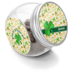 St. Patrick's Day Puppy Treat Jar (Personalized)