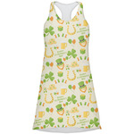 St. Patrick's Day Racerback Dress (Personalized)