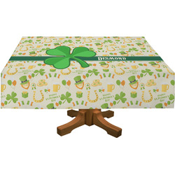 St. Patrick's Day Tablecloth (Personalized)