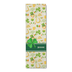 St. Patrick's Day Runner Rug - 3.66'x8' (Personalized)