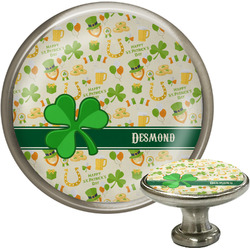 St. Patrick's Day Cabinet Knobs (Personalized)