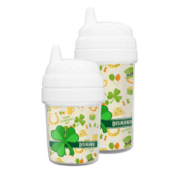 St. Patrick's Day Sippy Cup (Personalized)