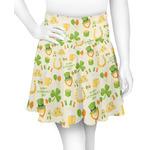 St. Patrick's Day Skater Skirt (Personalized)