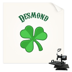 St. Patrick's Day Sublimation Transfer (Personalized)