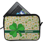 St. Patrick's Day Tablet Case / Sleeve (Personalized)