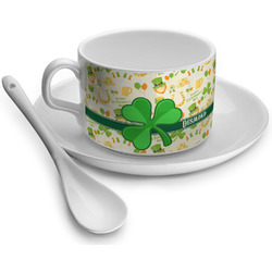 St. Patrick's Day Tea Cup - Single (Personalized)