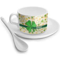 St. Patrick's Day Tea Cups (Personalized)