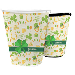 St. Patrick's Day Waste Basket (Personalized)