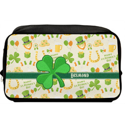 St. Patrick's Day Toiletry Bag / Dopp Kit (Personalized)