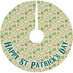 St. Patrick's Day Tree Skirt (Personalized)