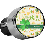 St. Patrick's Day USB Car Charger (Personalized)
