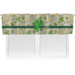 St. Patrick's Day Valance (Personalized)