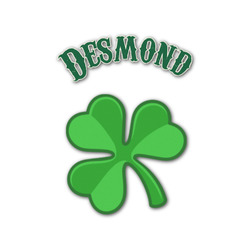 St. Patrick's Day Graphic Decal - Custom Sizes (Personalized)