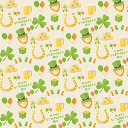 St. Patrick's Day Wallpaper & Surface Covering