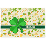 St. Patrick's Day Woven Mat (Personalized)