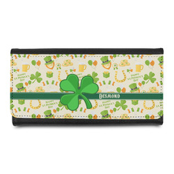 St. Patrick's Day Ladies Wallet (Personalized)