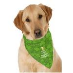 Kiss Me I'm Irish Dog Bandana Scarf