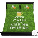 Kiss Me I'm Irish Duvet Covers (Personalized)