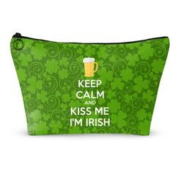 Kiss Me I'm Irish Makeup Bags (Personalized)