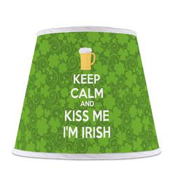 Kiss Me I'm Irish Empire Lamp Shade