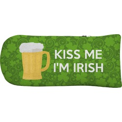 Kiss Me I'm Irish Putter Cover (Personalized)