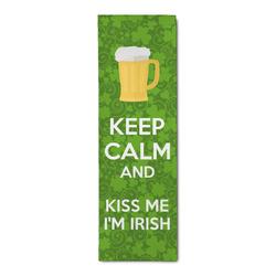 Kiss Me I'm Irish Runner Rug - 3.66'x8' (Personalized)