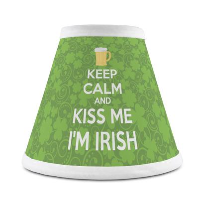 Kiss Me I'm Irish Chandelier Lamp Shade (Personalized)