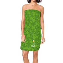 Kiss Me I'm Irish Spa / Bath Wrap (Personalized)