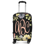 Boho Floral Suitcase (Personalized)