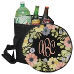 Boho Floral Collapsible Cooler & Seat (Personalized)