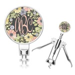 Boho Floral Corkscrew (Personalized)