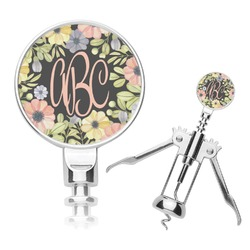 Boho Floral Corkscrew (Personalized)