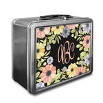 Boho Floral Lunch Box (Personalized)