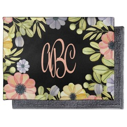 Boho Floral  Microfiber Screen Cleaner (Personalized)