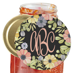 Boho Floral Jar Opener (Personalized)