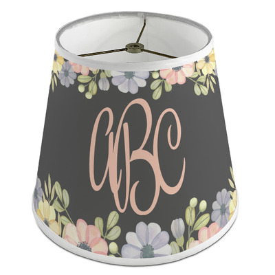 Boho Floral Empire Lamp Shade (Personalized)