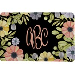 Boho Floral Comfort Mat (Personalized)