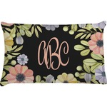 Boho Floral Pillow Case (Personalized)