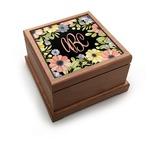 Boho Floral Pet Urn (Personalized)