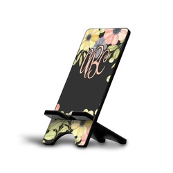 Boho Floral Phone Stand (Personalized)